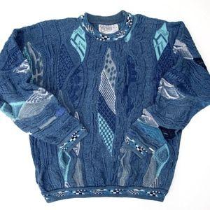 COOGI BLUES Australia M Sweater Mens Unisex Heavy